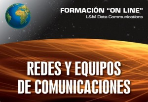 "Formacion ""on-line"" L&M Data Communications"